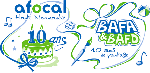 10 ans afocal normandie